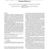 Exploiting statistical correlations for proactive prediction of program behaviors