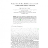 Exploration of a Two Sided Rendezvous Search Problem Using Genetic Algorithms