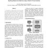 Exploring Human Eye Behaviour using a Model of Visual Attention