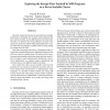 Exploring the Energy-Time Tradeoff in MPI Programs on a Power-Scalable Cluster