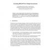 Extending BPEL4WS for Multiple Instantiation