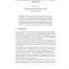 Extending Database Technology: a New Document Data Type