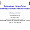 Extensional Higher-Order Paramodulation and RUE-Resolution