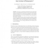 Extraction of Logical Structure from Articles in Mathematics