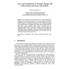 Face Age Classification on Consumer Images with Gabor Feature and Fuzzy LDA Method