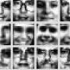 Face detection using large margin classifiers