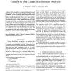Face Recognition using Discrete Cosine Transform plus Linear Discriminant Analysis