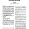 Factorization meets the neighborhood: a multifaceted collaborative filtering model