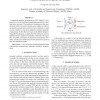 Fast algorithm for beamforming problems in distributed communication of relay networks