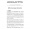 Fast Algorithms for Hard Graph Problems: Bidimensionality, Minors, and Local Treewidth