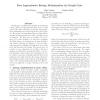 Fast Approximate Energy Minimization via Graph Cuts