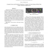 Fast Detection of Independent Motion in Crowds Guided by Supervised Learning