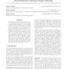 Fast evolutionary maximum margin clustering