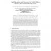 Fast Mounting and Recovery for NAND Flash Memory Based Embedded Systems