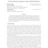 Fast Set Bounds Propagation Using a BDD-SAT Hybrid