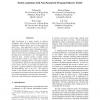 Fault Localization with Non-parametric Program Behavior Model