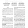 Fault-Tolerant Clustering in Ad Hoc and Sensor Networks