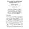 Fault Tolerant Mobility Planning for Rapidly Deployable Wireless Networks