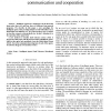 Fault Tolerant Multi-Agent Systems: its communication and cooperation