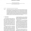 Feature Induction of Linear-chain Conditional Random Fields - A Study based on a Simulation