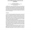 Feature Ranking Ensembles for Facial Action Unit Classification