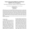 Feature Selection By KDDA For SVM-Based MultiView Face Recognition
