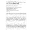 Feature selection via sensitivity analysis of SVM probabilistic outputs