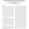 Federated Access Management for Collaborative Network Environments: Framework and Case Study
