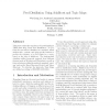 Feed Distillation Using AdaBoost and Topic Maps