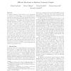 Efficient Broadcast on Random Geometric Graphs