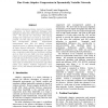 Fine-Grain Adaptive Compression in Dynamically Variable Networks