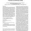 Fitness calculation approach for the switch-case construct in evolutionary testing