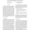 Force-Based Motion Editing for Locomotion Tasks