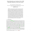 Formal Simulation and Analysis of the CASH Scheduling Algorithm in Real-Time Maude