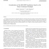 Formalization of the RM-ODP foundations based on the Triune Continuum Paradigm