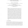 Formulation of Hierarchical Task Network Service (De)composition