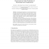 Framework for Value Prediction of Knowledge-Based Applications