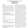 From aspect-oriented models to aspect-oriented code?: the maintenance perspective