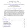 From RESTful Services to RDF: Connecting the Web and the Semantic Web