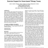 From the war room to the living room: decision support for home-based therapy teams