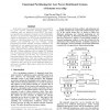 Functional Partitioning for Low Power Distributed Systems of Systems-on-a-Chip
