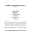 Fusion genes as putative microbial drug targets in H. pylori