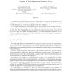 Fusion of heterogeneous sensors data