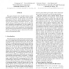 Fuzzy chamfer distance and its probabilistic formulation for visual tracking