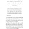 Fuzzy Morphology for Edge Detection and Segmentation