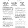 GAMA (genetic algorithm driven multi-agents)for e-commerce integrative negotiation