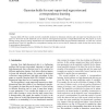 Gaussian fields for semi-supervised regression and correspondence learning