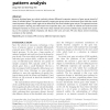 Gene-set approach for expression pattern analysis