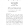 Generalizations of the Global Cardinality Constraint for Hierarchical Resources