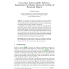 Generalized Indiscernibility Relations: Applications for Missing Values and Analysis of Structural Objects